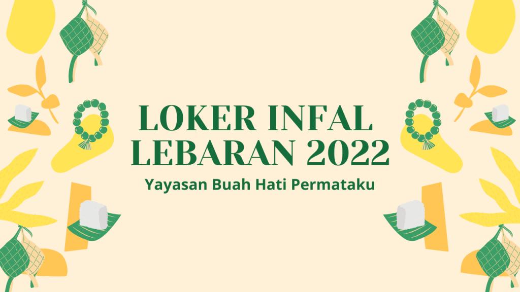 Loker Infal 2022
